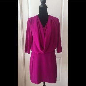 Diane Von Furstenberg Rachel Silk Dress